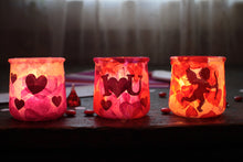 Load image into Gallery viewer, Make-It-Yourself Valentine Lantern Kit