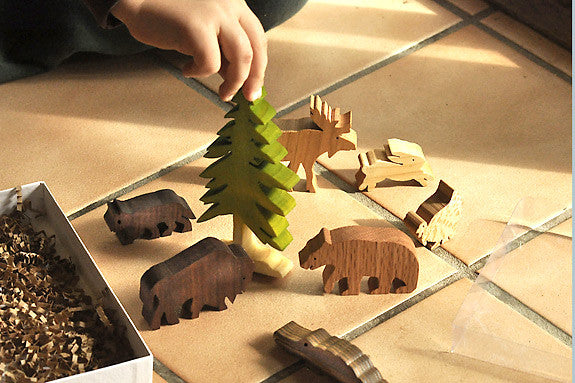 Wilderness Animals Box Set