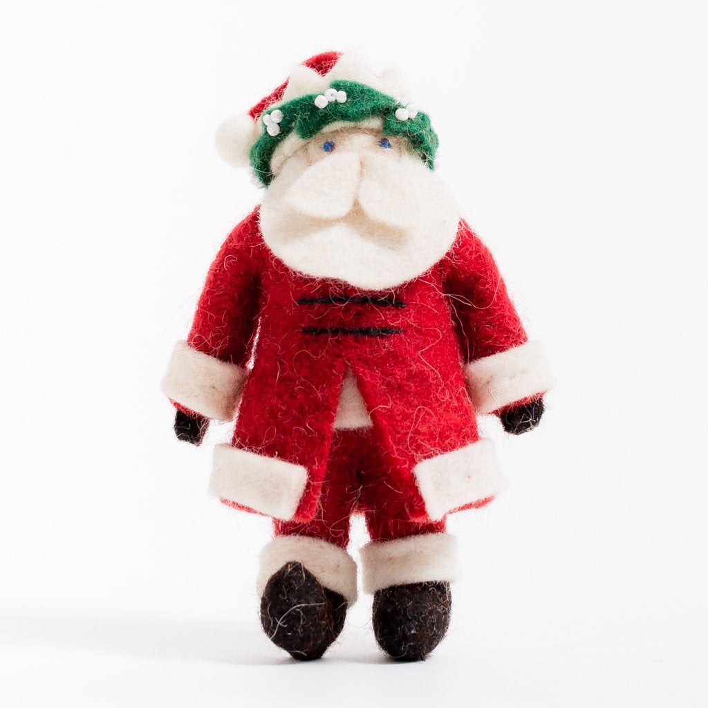 Yuletide Santa Claus Doll