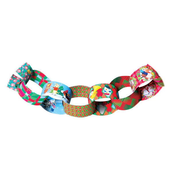 Holiday Paper Chains