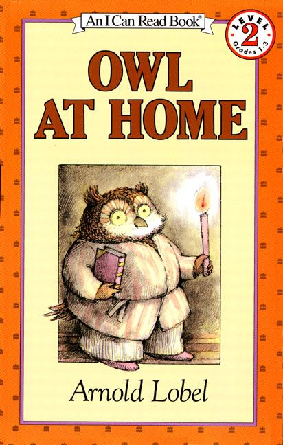 <i>Owl at Home</i> by Arnold Lobel
