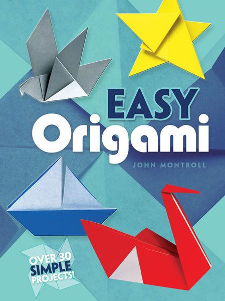<i>Easy Origami Book</i> by John Montroll