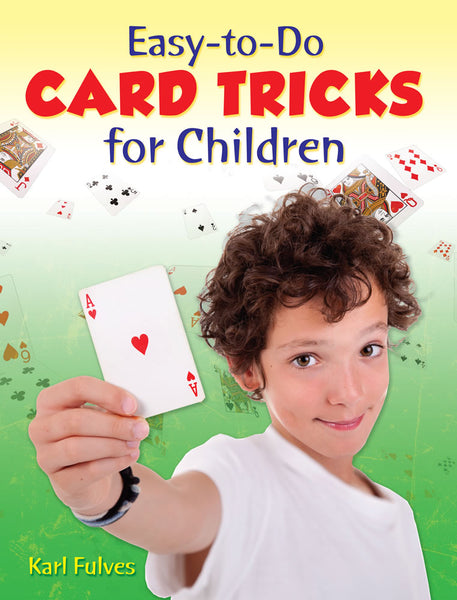 <i>Easy to Do Card Tricks for Children</i> by Karl Fulves