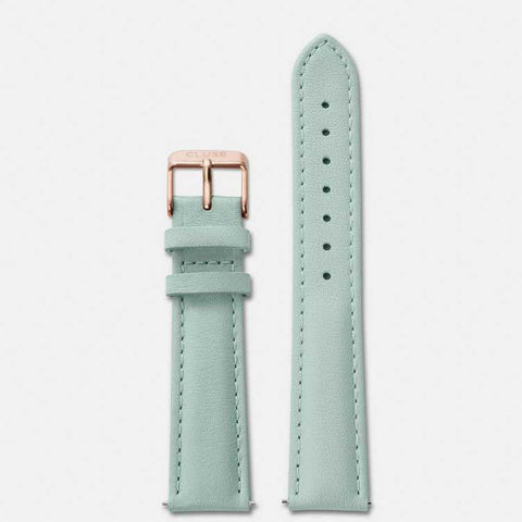 La Boheme | Mint & Rose Gold Strap