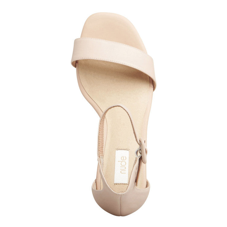 Silence Heel Shoe Pink Top
