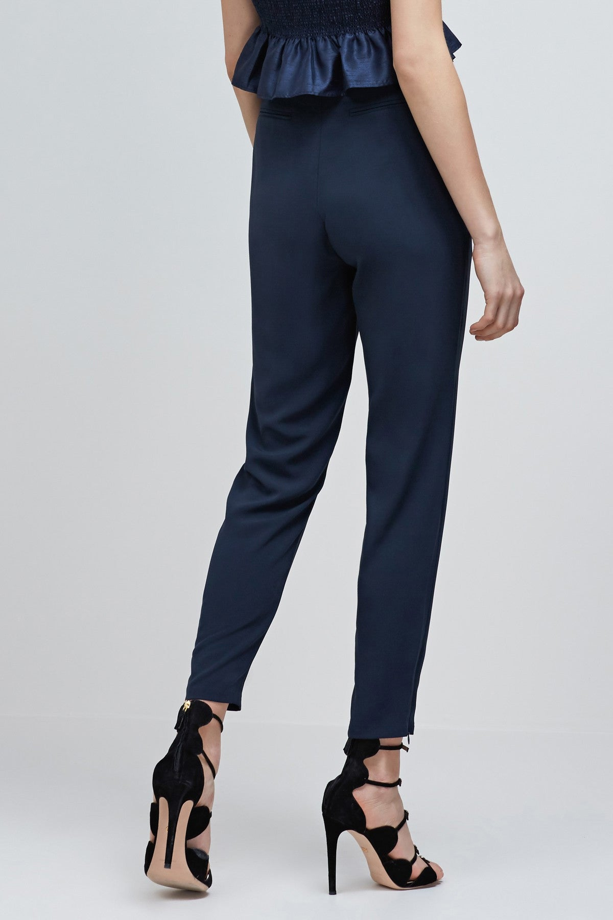 Spectrum Pant Navy Back