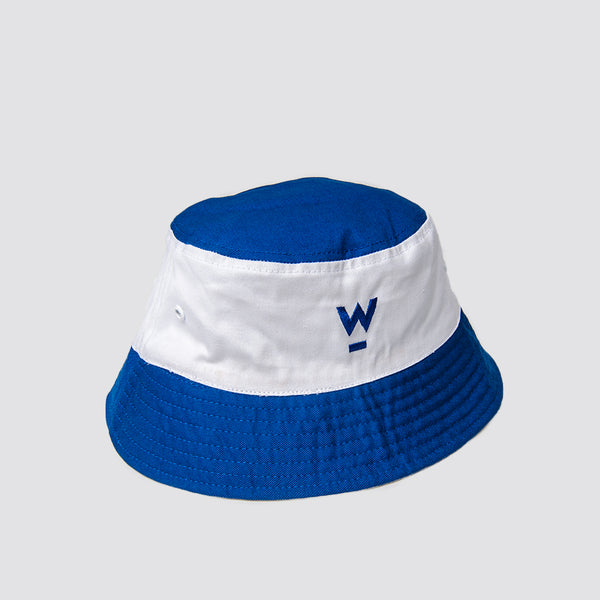 W Reversible Bucket Hat