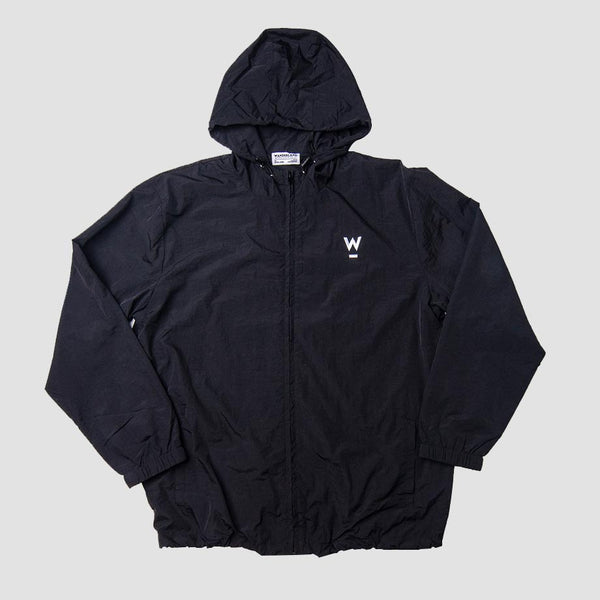 Wanderland Windbreaker - Black