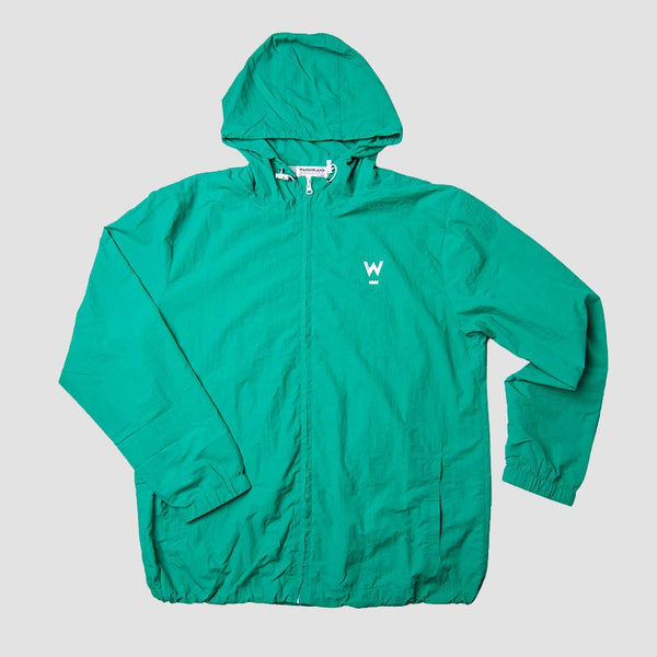 Wanderland Windbreaker - Green