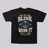 Blink or You'll Miss It - Black