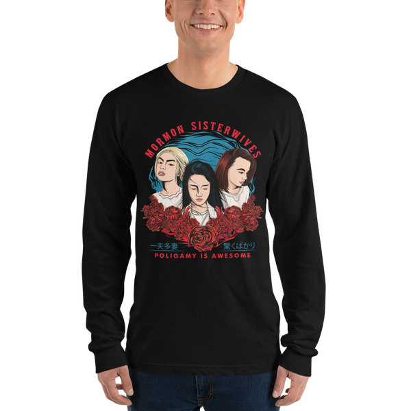 Mormon Sisterwives - Long Sleeve