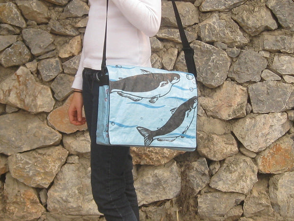 Messenger Bag - Tamaryn Design