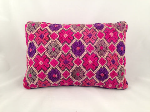 Vietnamese Art Pillow - Tamaryn Design