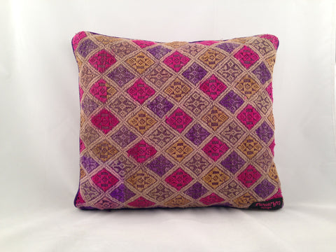 Pillow - Geometric Square - Tamaryn Design