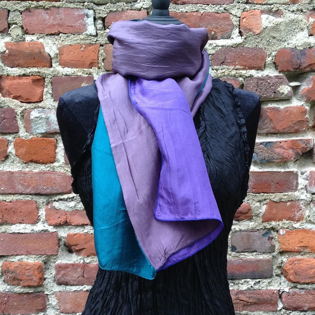 3 Layer Scarves - Tamaryn Design