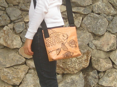 Cross-body Bag - Tamaryn Design