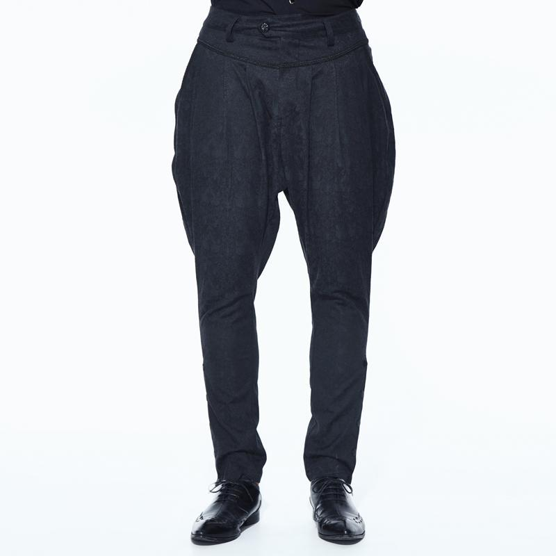 Men's Goth Jodhpurs Trousers - PunkDesign