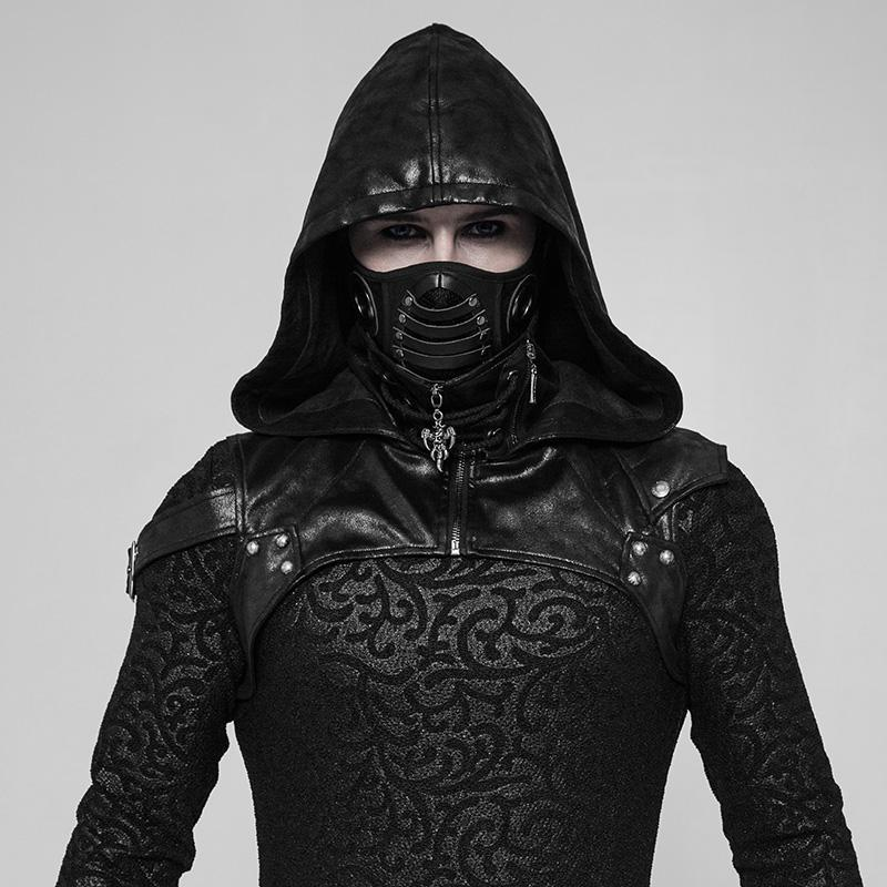 Men's Darth Vader Punk Hood - PunkDesign