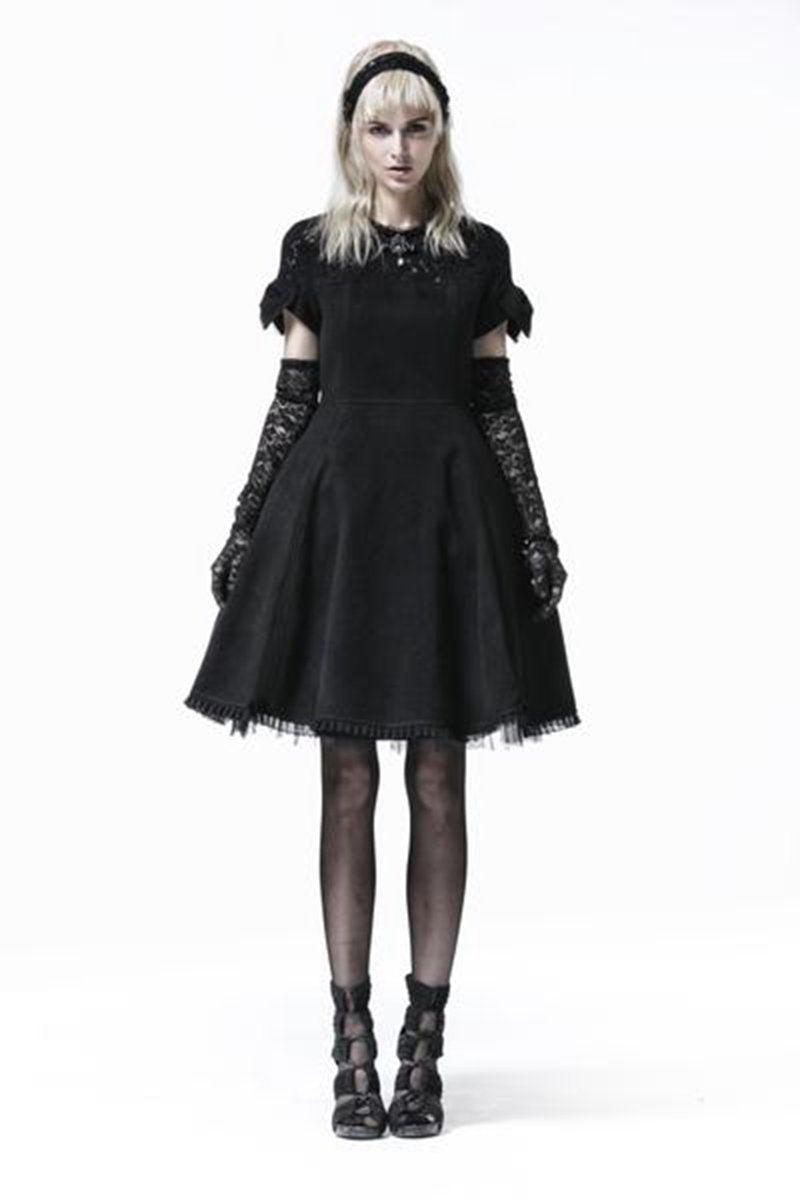 Women's Lolita Princess Cocktail Dress-Punk Design