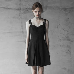 Women's Punk Sweetheart Dress-Punk Design