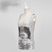 Women's SKull Printed Casual Tank Tops White-Punk Design