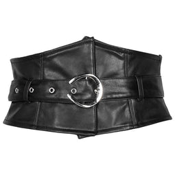Women's Waistband Waist Strap Girdle Belt for Dress-Punk Design