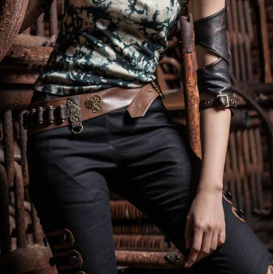 Steampunk Bullet Belt-Punk Design