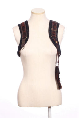 Steampunk Shoulder Harness-Punk Design