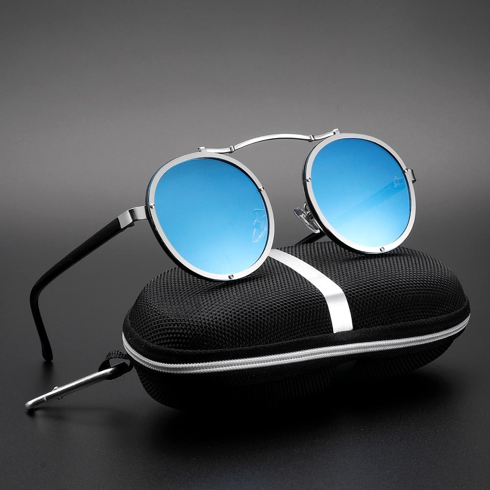 Caleb Steampunk Sunglasses