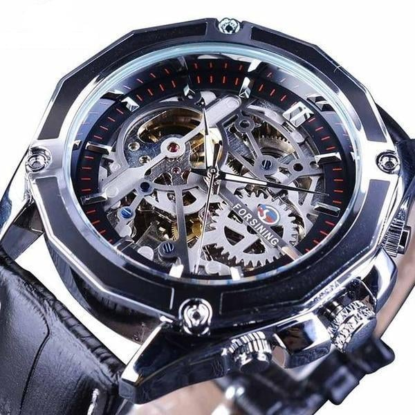 Chase Skeleton Watch - Technigadgets