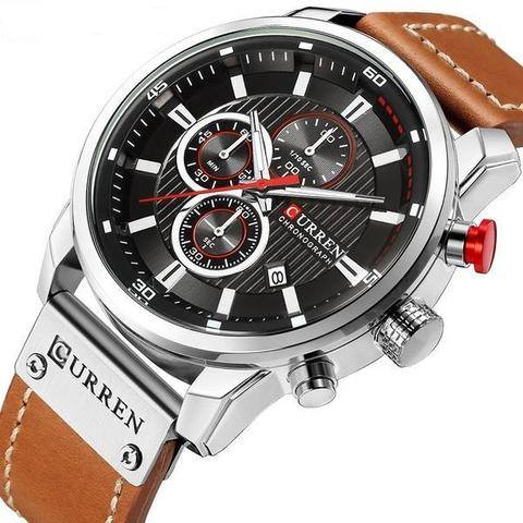 Connor Chronograph Watch - Technigadgets