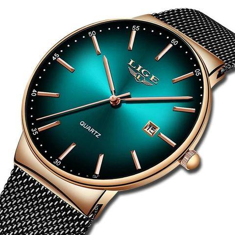 Donovan Ultra Thin Watch - Technigadgets