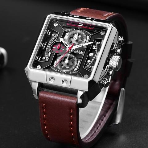 Harley Chronograph Watch - Technigadgets