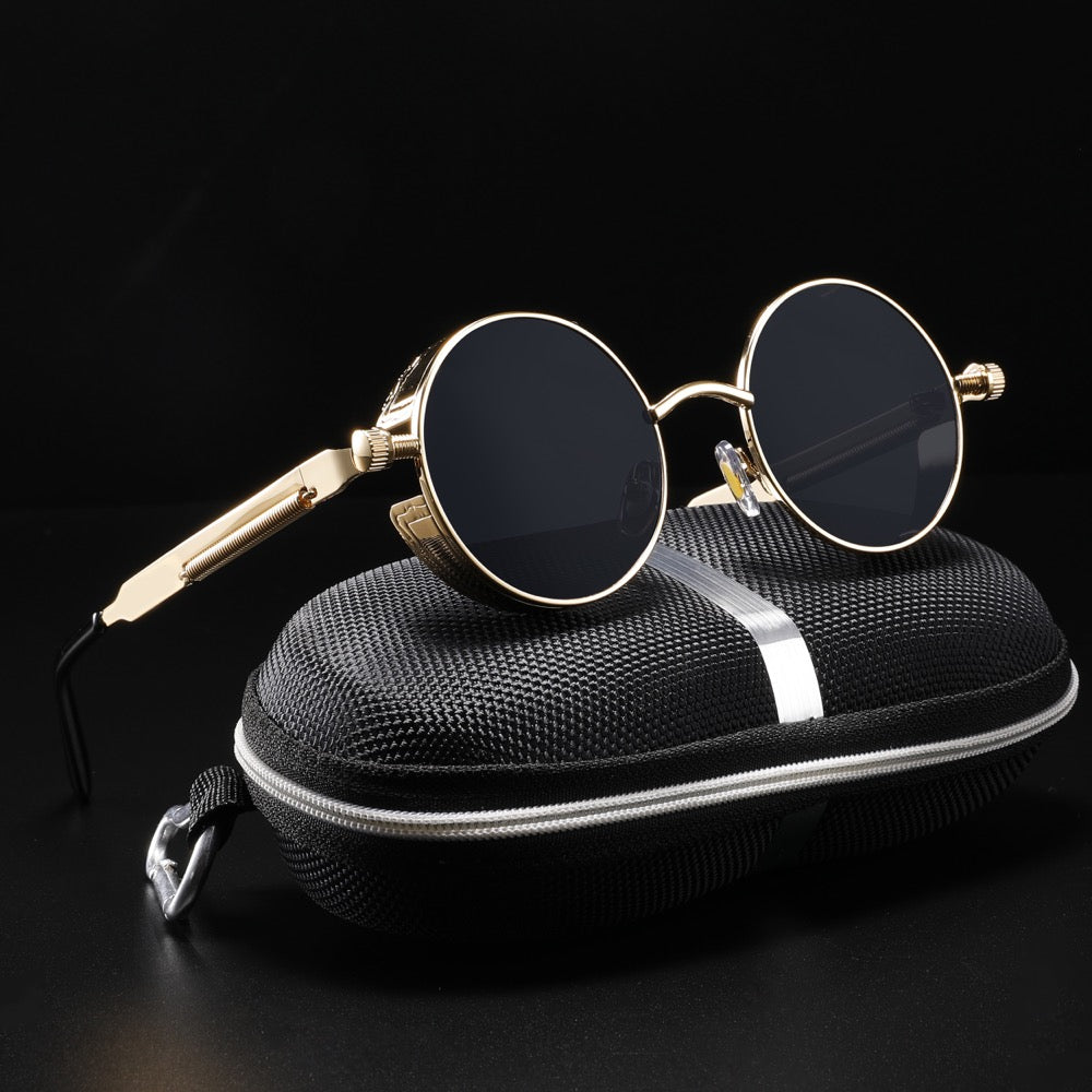 Jacob Steampunk Sunglasses