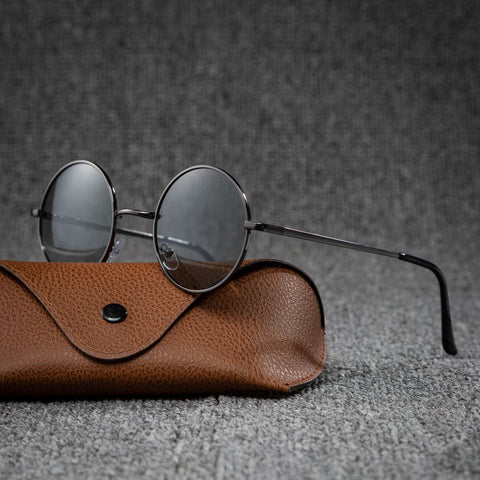 Kevin Round Sunglasses - Technigadgets