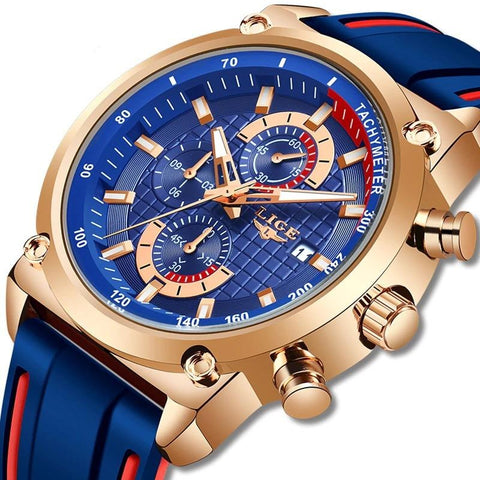 Edwin Chronograph Watch