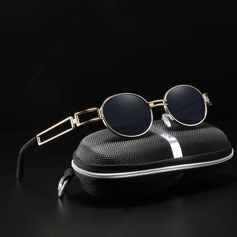 Tatum Steampunk Sunglasses - Technigadgets