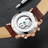 BREAK Square Mechanical Watch - Technigadgets