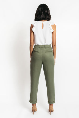 high waisted dress pants