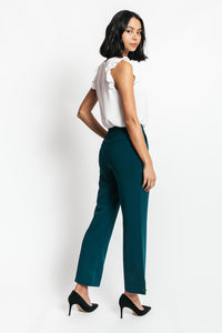 Monica Ankle Suit Pants
