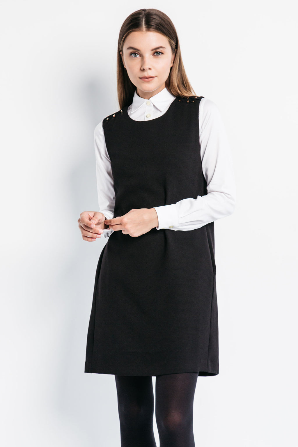 Barbells Shift Dress