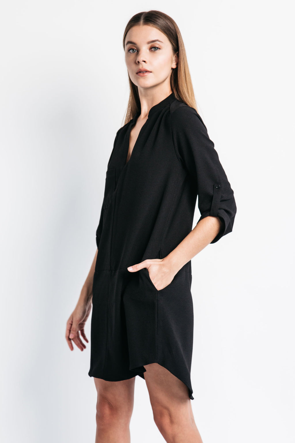 Comfy Shift Dress