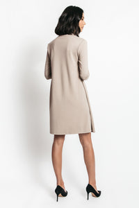 Olivia Cowl Neck Dress