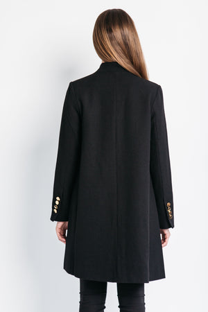 black coat women