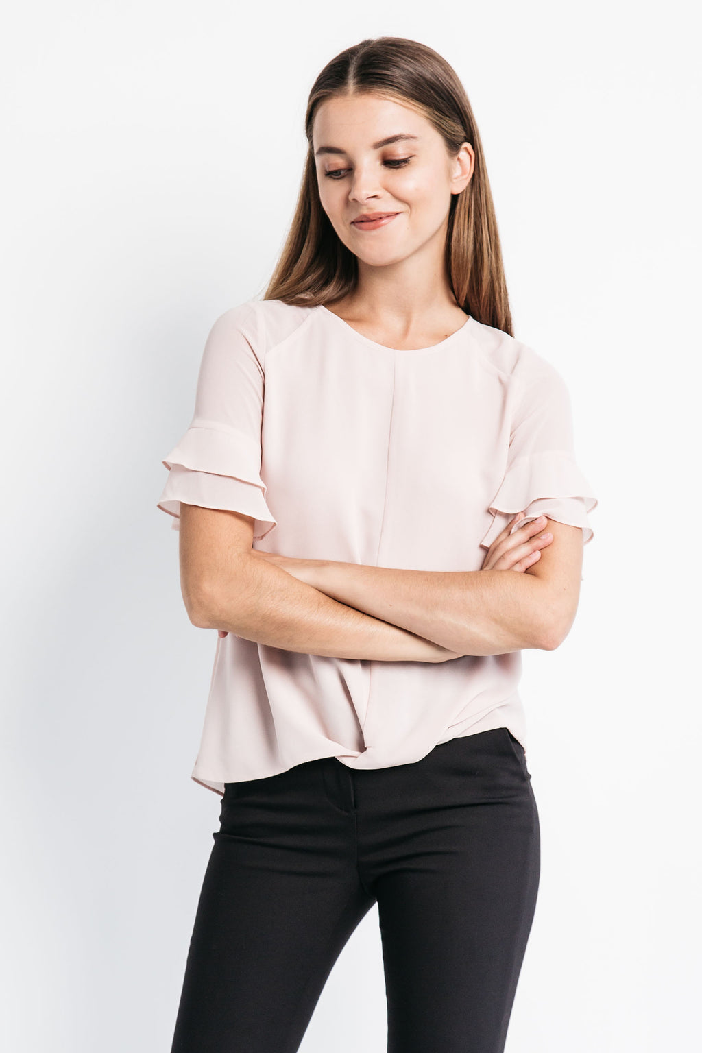 womens business shirts