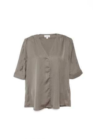 Women's Short Sleeve Blouses for Work