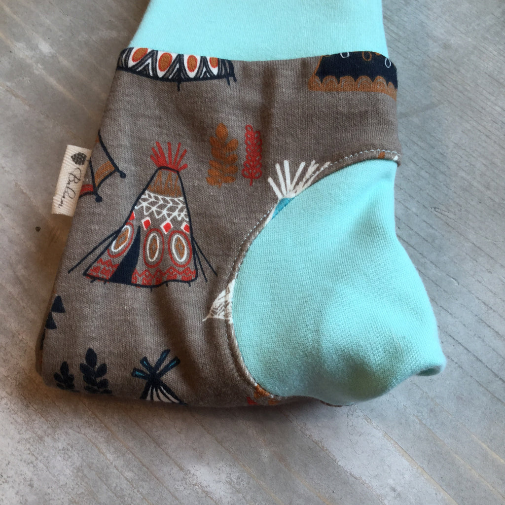 Grow With Me Pants Teepees