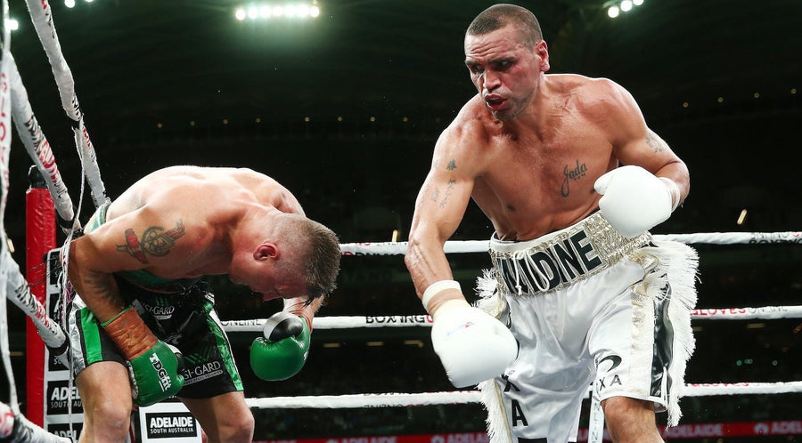 Full Interview SEN Radio:  Inside the Man: The Anthony Mundine; and Danny Green 3