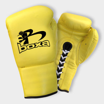 BOXA LEATHER COMPETITION GLOVES
