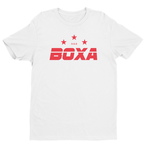 BOXA SPORT RED T-SHIRT